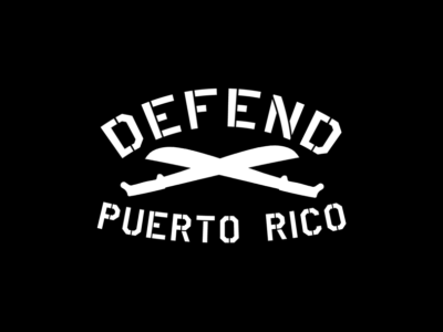 Defend Puerto Rico